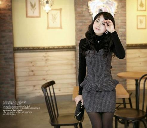 DRESS KOREA TERKINI