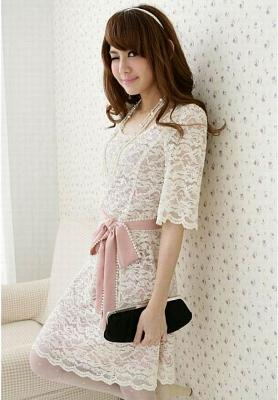 DRESS LACE KOREA