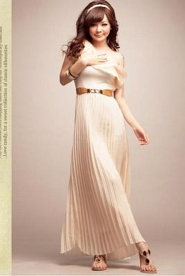 LONG DRESS KOREA