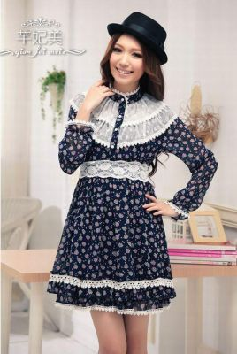 BAJU KOREA - DRESS KOREA