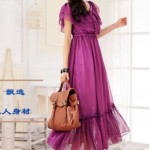 LONG DRESS KOREA MULTI STYLE