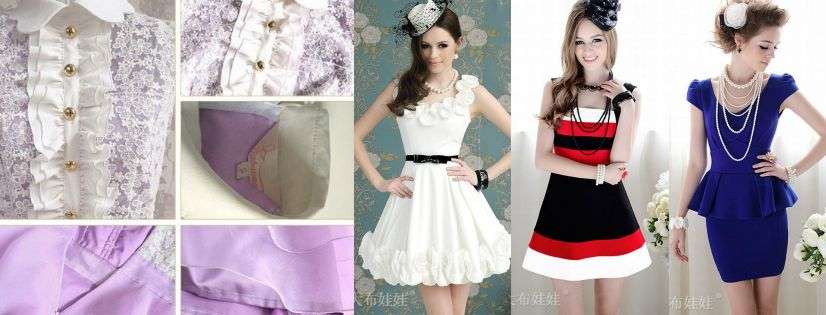 TREND DOLL CLOTHES ALA CHUN MEI NA – KOREAN FASHION