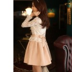 BAJU KOREA ONLINE – PRINCESS LOOK DRESS