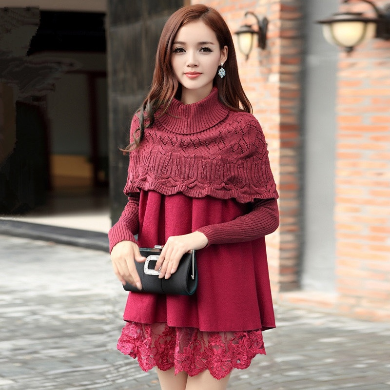 DRESS WANITA KOREA - BAJU KOREA ASLI BIG SIZE