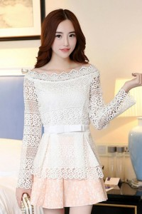 BAJU KOREA ONLINE – PRINCESS LOOK DRESS (JYG6626)