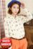 BLOUSE WANITA IMPORT – Owl Woman Korean Blouse (JYG0005A5)