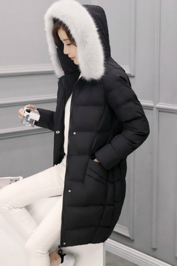 JAKET BULU - DOWN COAT - COAT KOREA