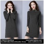 SWEATER  WANITA KOREA – KNITTING SWEATER (JYW3373-4WARNA)